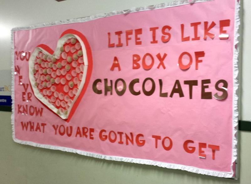 Macaulay School Valentine