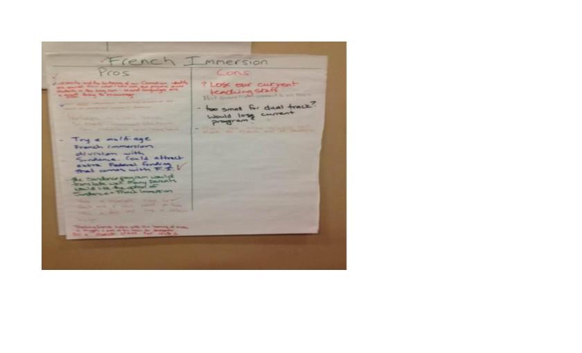 Sundance Meeting Feedback sheets (5)