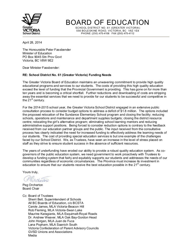 125.2014_04_28_Letter_to_Minister_Fassbender_re_funding_needs