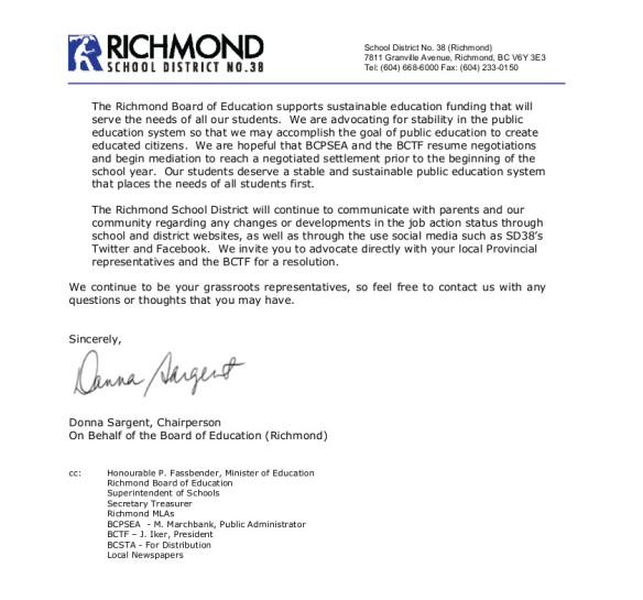 2014 August 22 SD38 Richmond 2