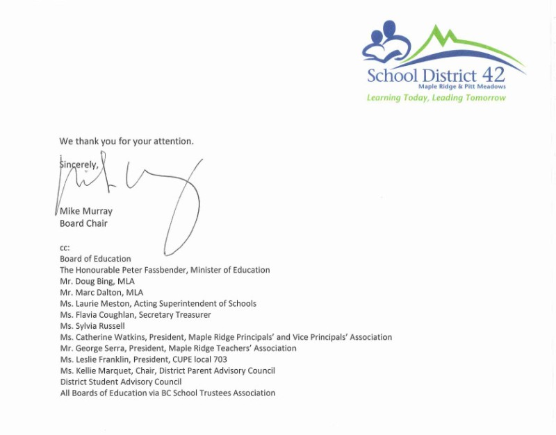 17 2014-10-20 SD42 Maple Ridge Pitt Meadows to the Select Standing Committee on Finance and Government Services-- SSCFGS submission 3