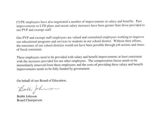 19 2014-10-21 SD83 N Okanagan Shuswap management and executive staff compensation freeze 2