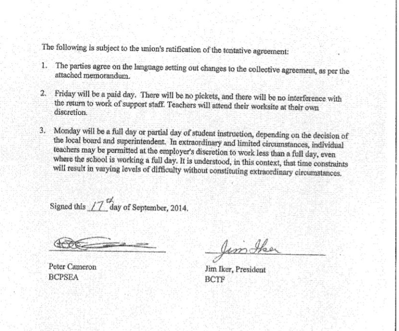 2014 09 17 - Return to work agreement--signed copy