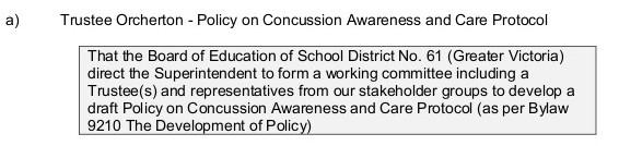 Orch concussion