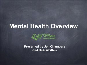 Town Hall Mental Health 1
