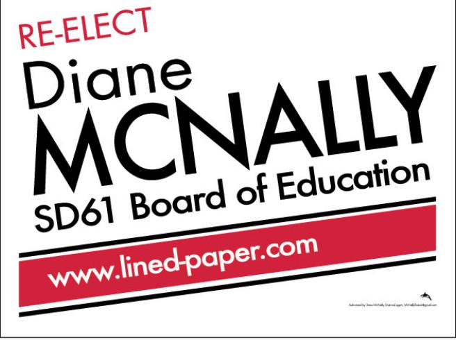 McNally sign
