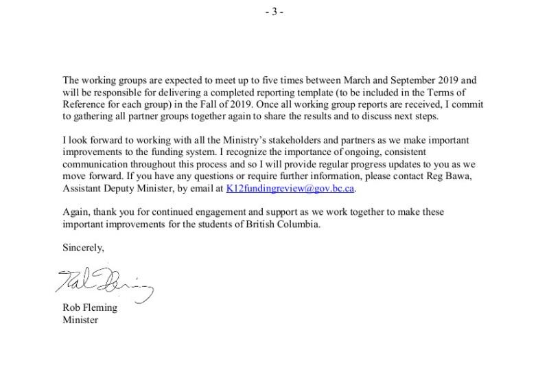 3 2019-01-22 RFleming to Ed Partners funding formula